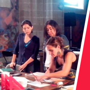 Clases en Mexico DF 2014 – Biblioteca Miguel Lerdo de Tejada