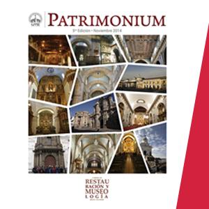 «La encuadernación contemporánea en relación con la conservación». Revista Patrimonium
