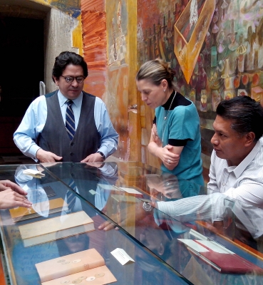 Expo ind Biblioteca M L T. DF 2014
