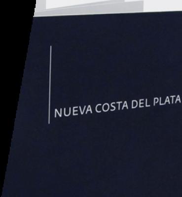 Brochure en papel