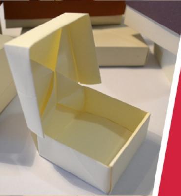 curso intensivo cajas en origami