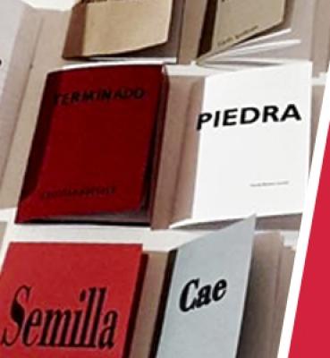 Curso intensivo – Libro de Artista – «La palabra como libro»