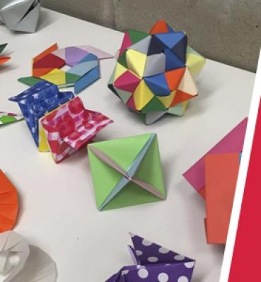 clases regulares de Origami