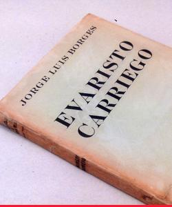 Evaristo Carriego 1º edición