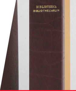 Bibliotheca Bibliothecarum
